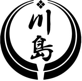 川島睦ロゴ